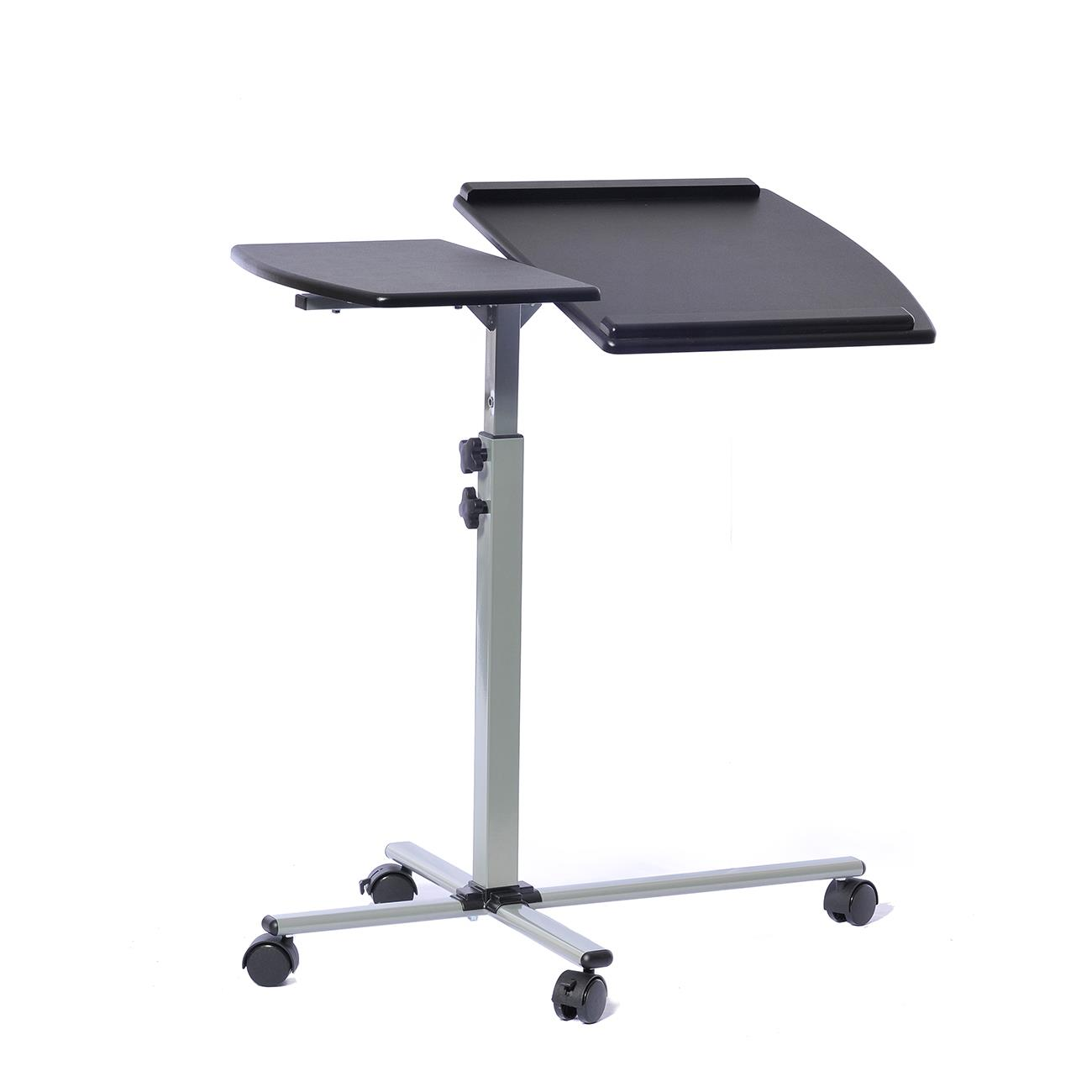 Techni Mobili Rolling Adjustable Laptop Cart From 50