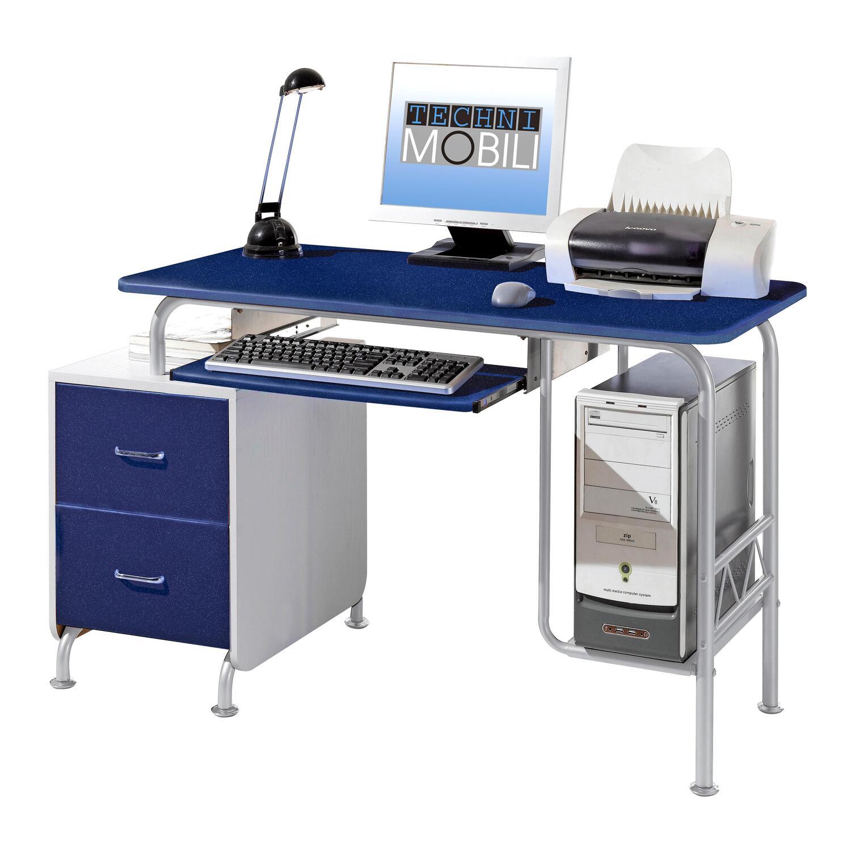 Techni mobili kids teen desk by oj commerce rta q328 pw - Kid and teen desks ...