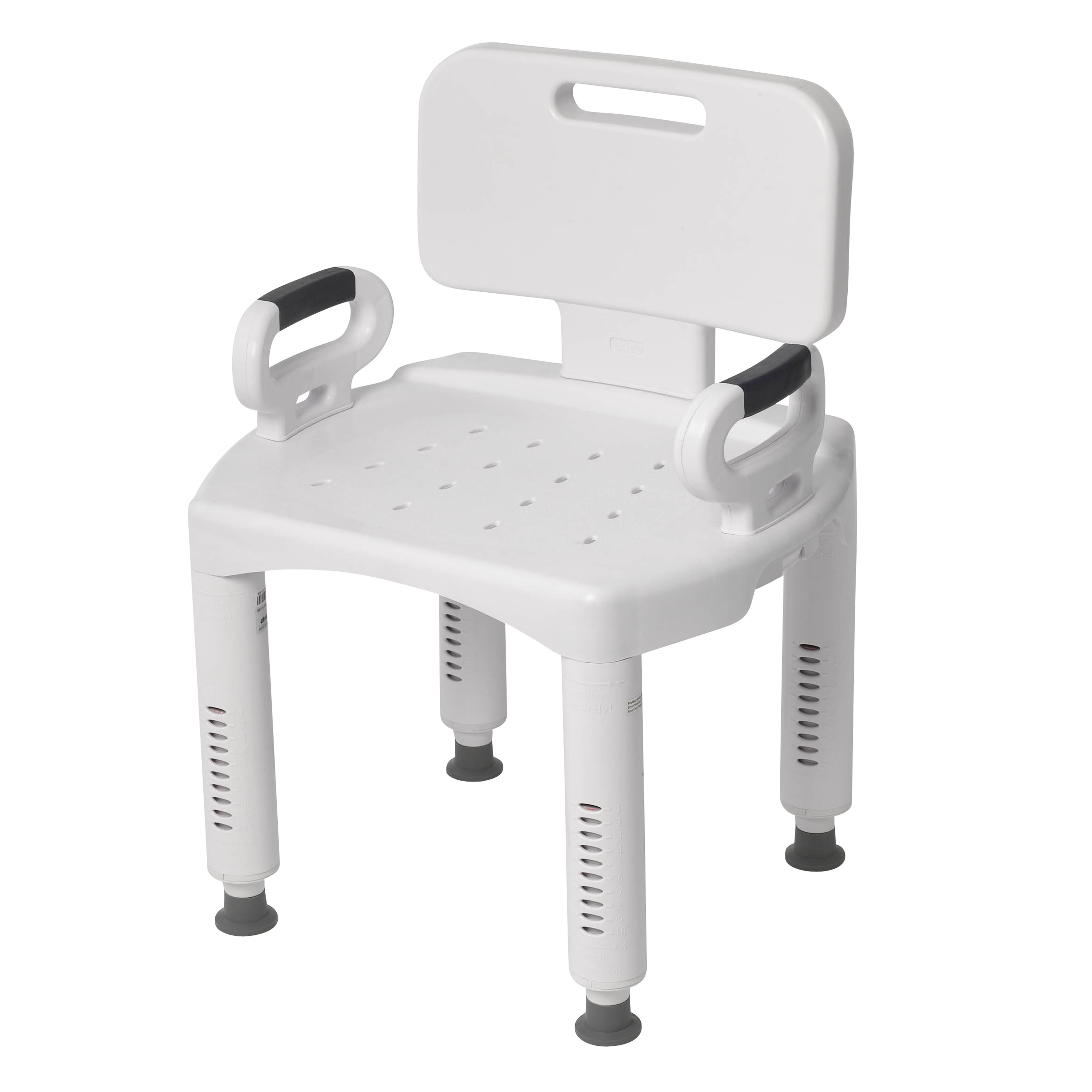 Premium Series Shower Chair with Back and Arms - $50.83 | OJCommerce