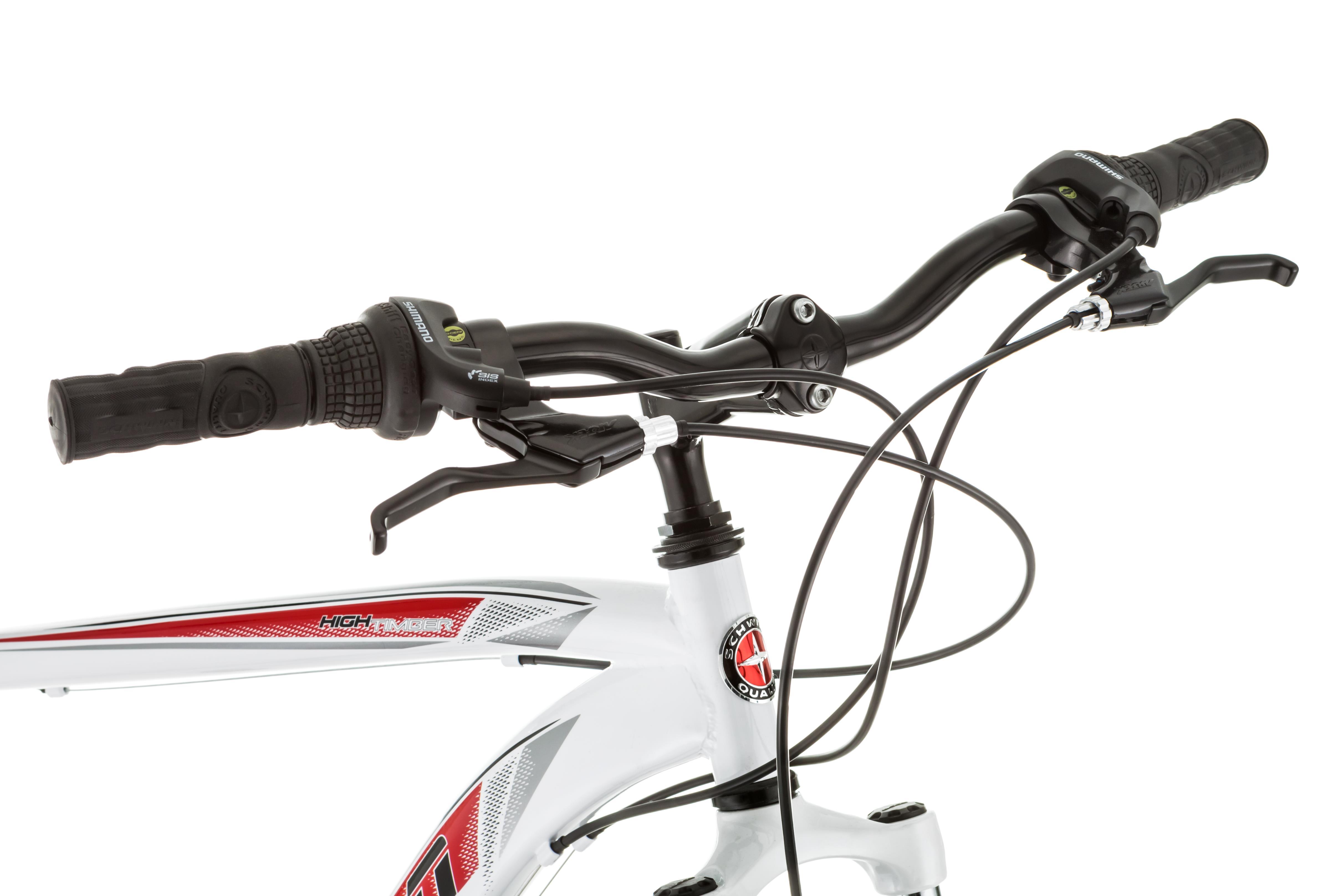 Schwinn High Timber Replacement Parts : Schwinn s a men high timber front suspension bicycle
