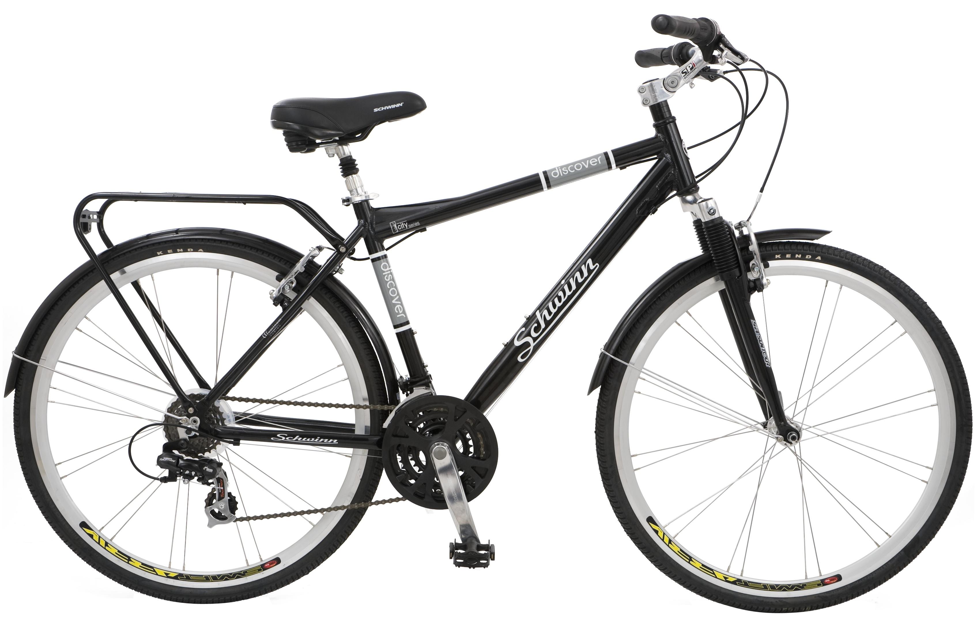 Schwinn Discover 700c Men S Hybrid Bike 360 99 Ojcommerce