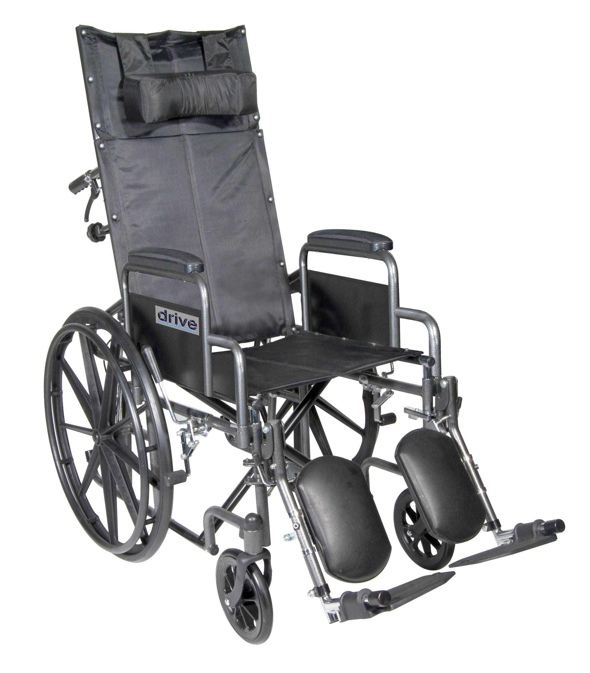 Drive Medical Silver Sport Reclining Wheelchair Ojcommerce
