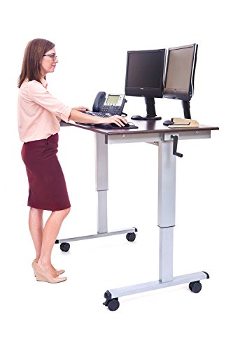 Luxor Stand Up Desk [Item # STANDUP-CF48-DW]