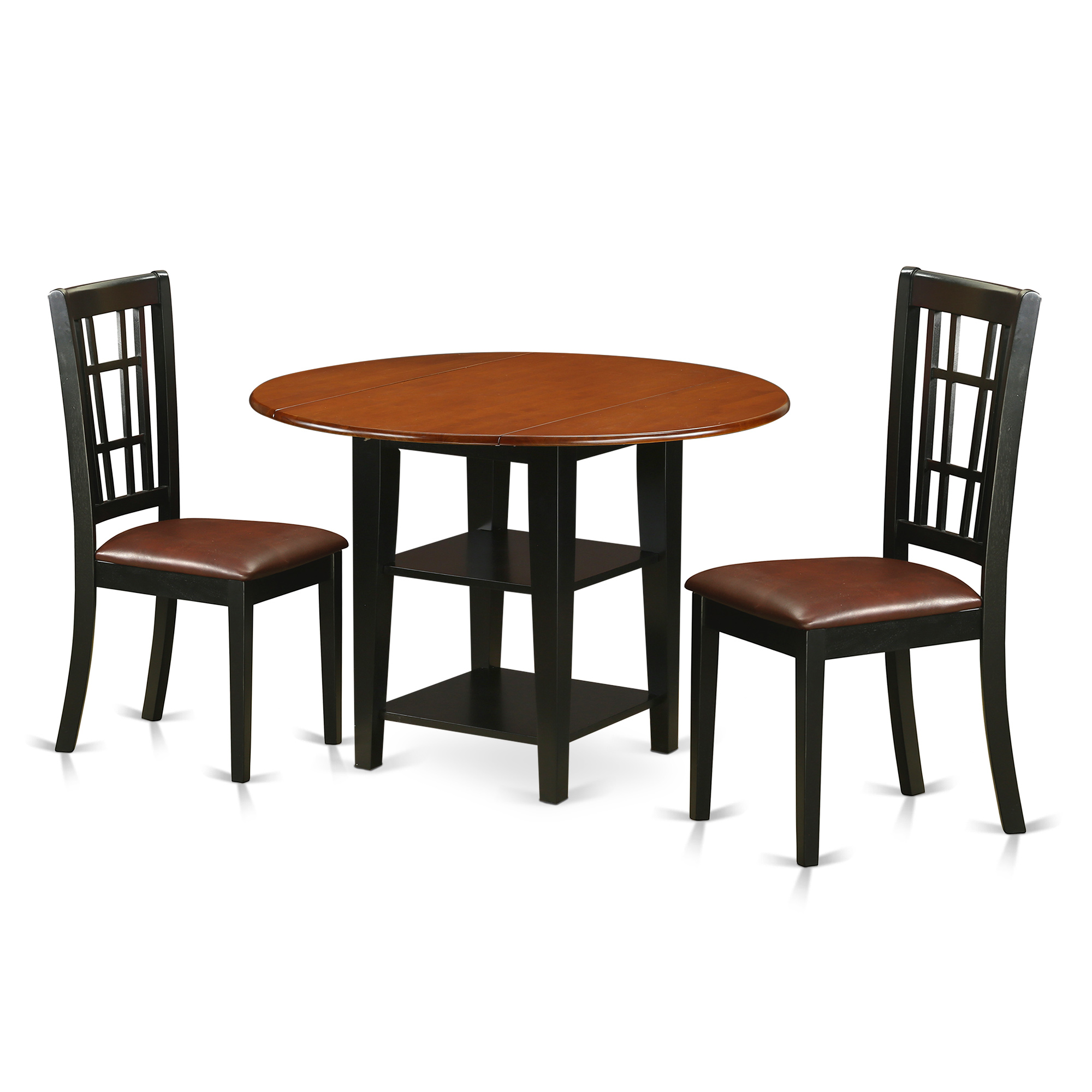 Dining Room Chairs With Leather Seats 2