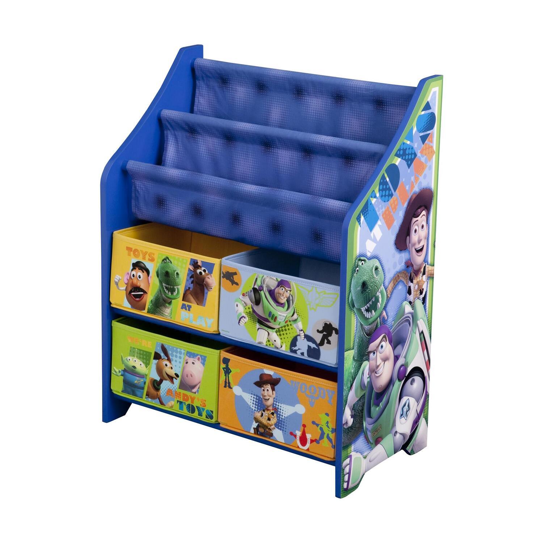Disney Toy Story Book and Toy Organizer | OJCommerce