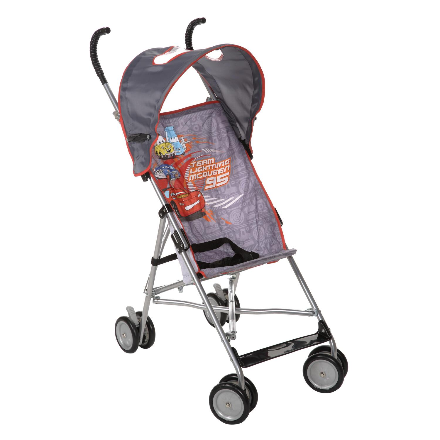 Disney® Umbrella Stroller with Canopy (Cars 2 Team McQueen) - [US032AXG1]  sc 1 st  OJ Commerce & Disney® Umbrella Stroller with Canopy (Cars 2 Team McQueen ...