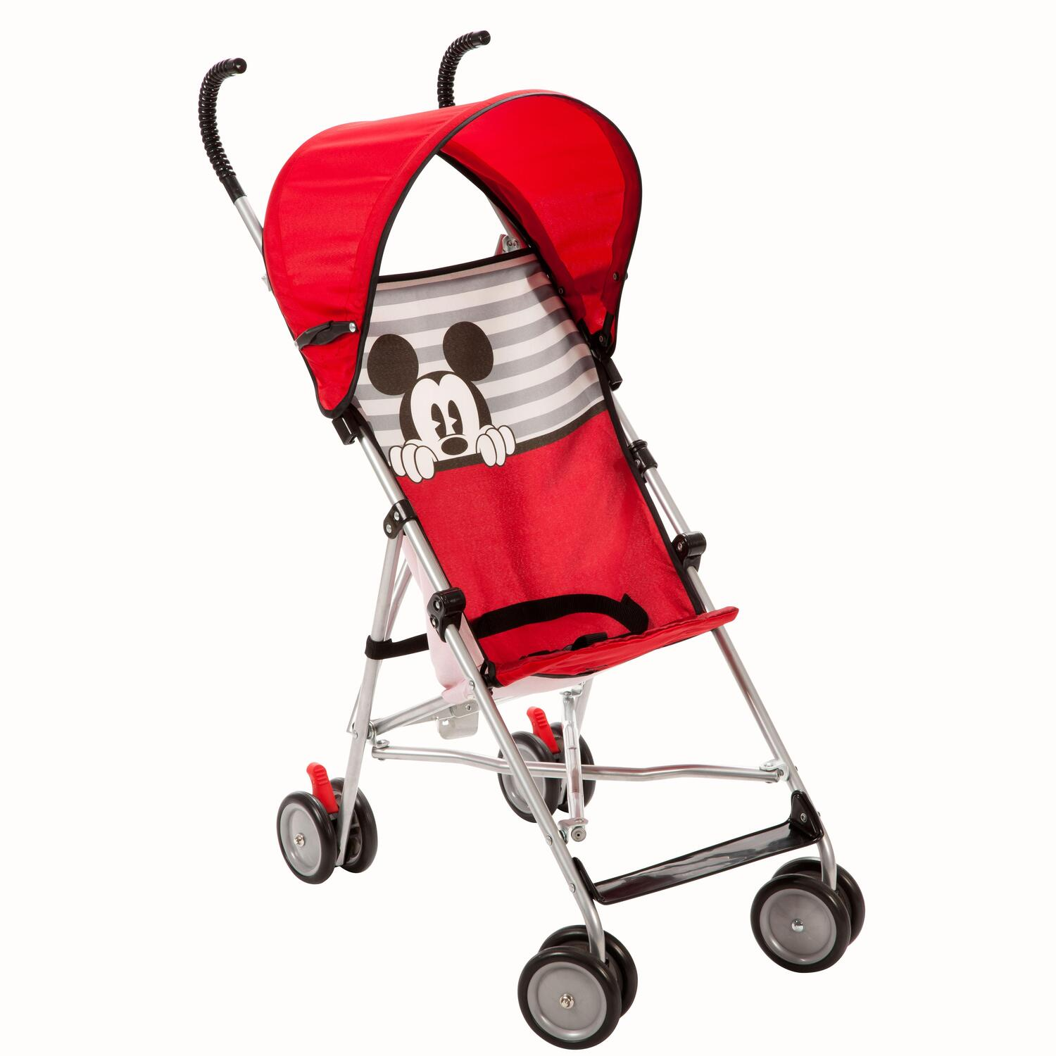 Disney 174 Umbrella Stroller With Canopy No Window From