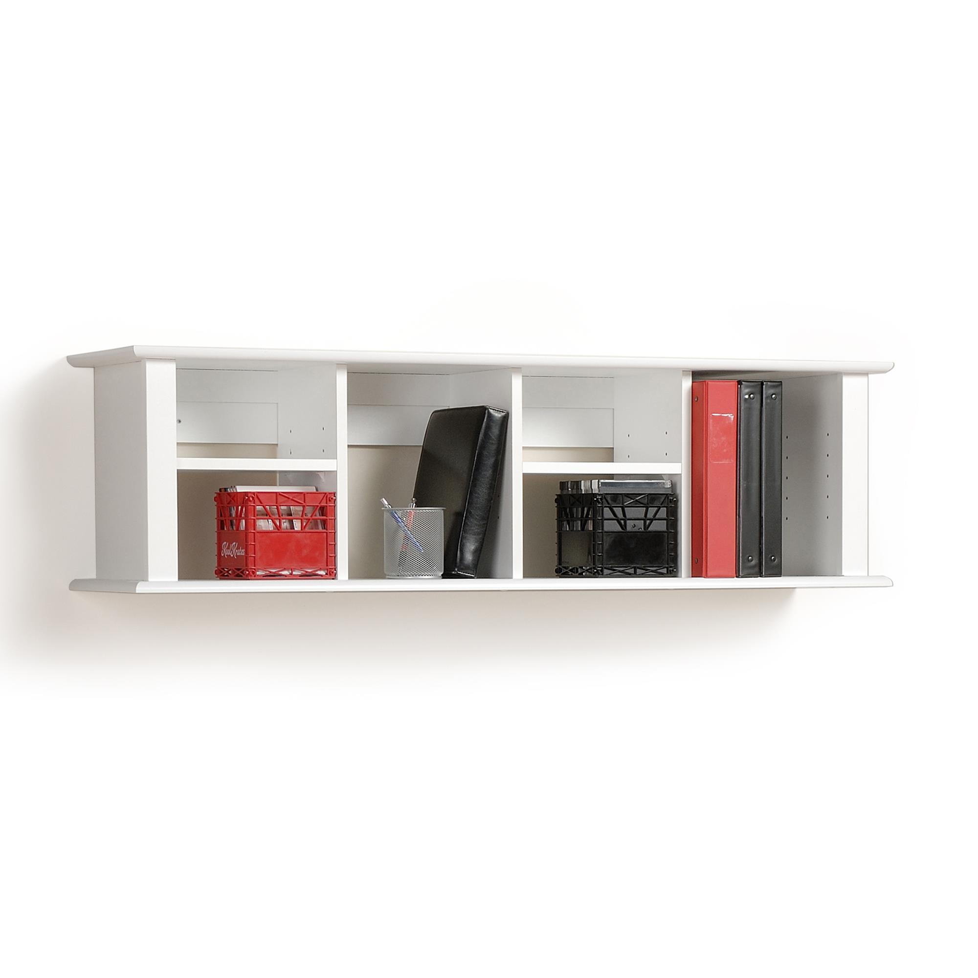 Wall Hanging Desk prepac wall hanging desk hutchoj commerce whd-1348 - $83.01