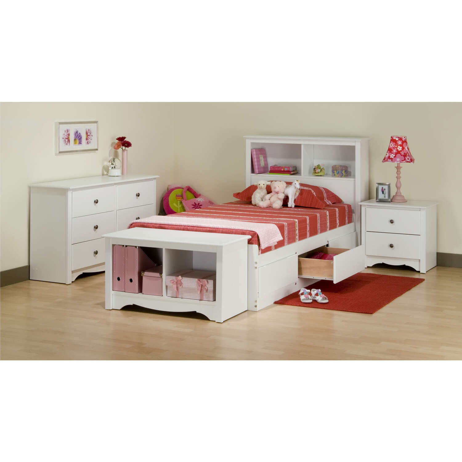 Monterey Bedroom Set - [WMTB5PC]
