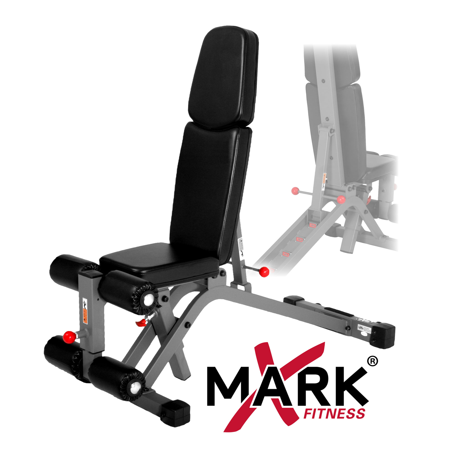 Commercial Rated Fid And Ab Combo Weight Bench 339 49