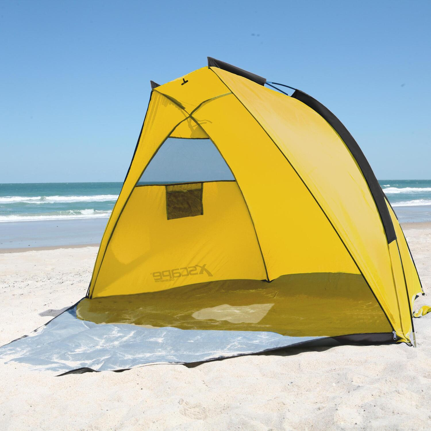 Xscape Dome Tent Amp Wakeman 4 Person Tent Water Resistant