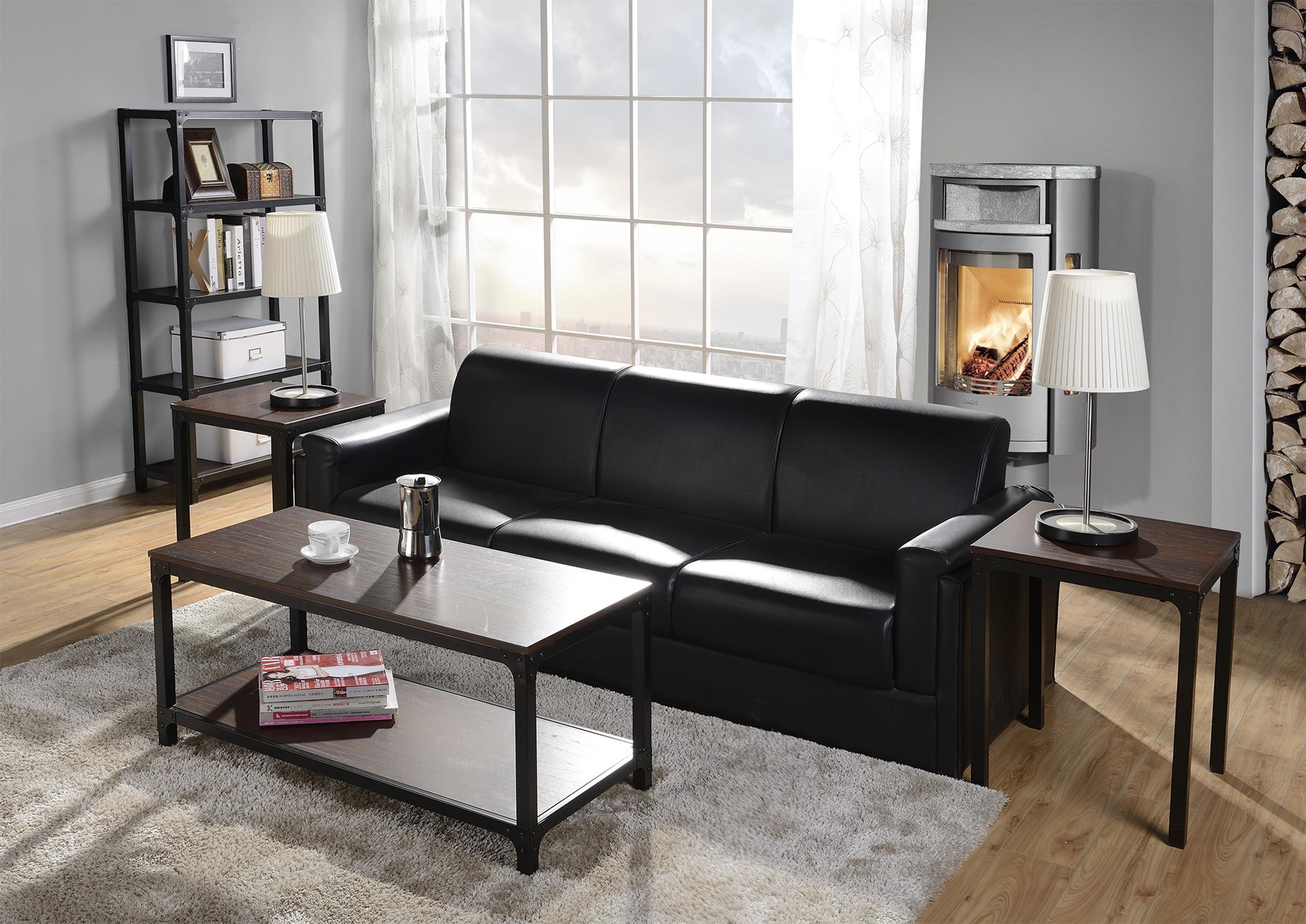 Homestar 3 PC Coffee Table U0026 Side Table Set   [Z1411846C]