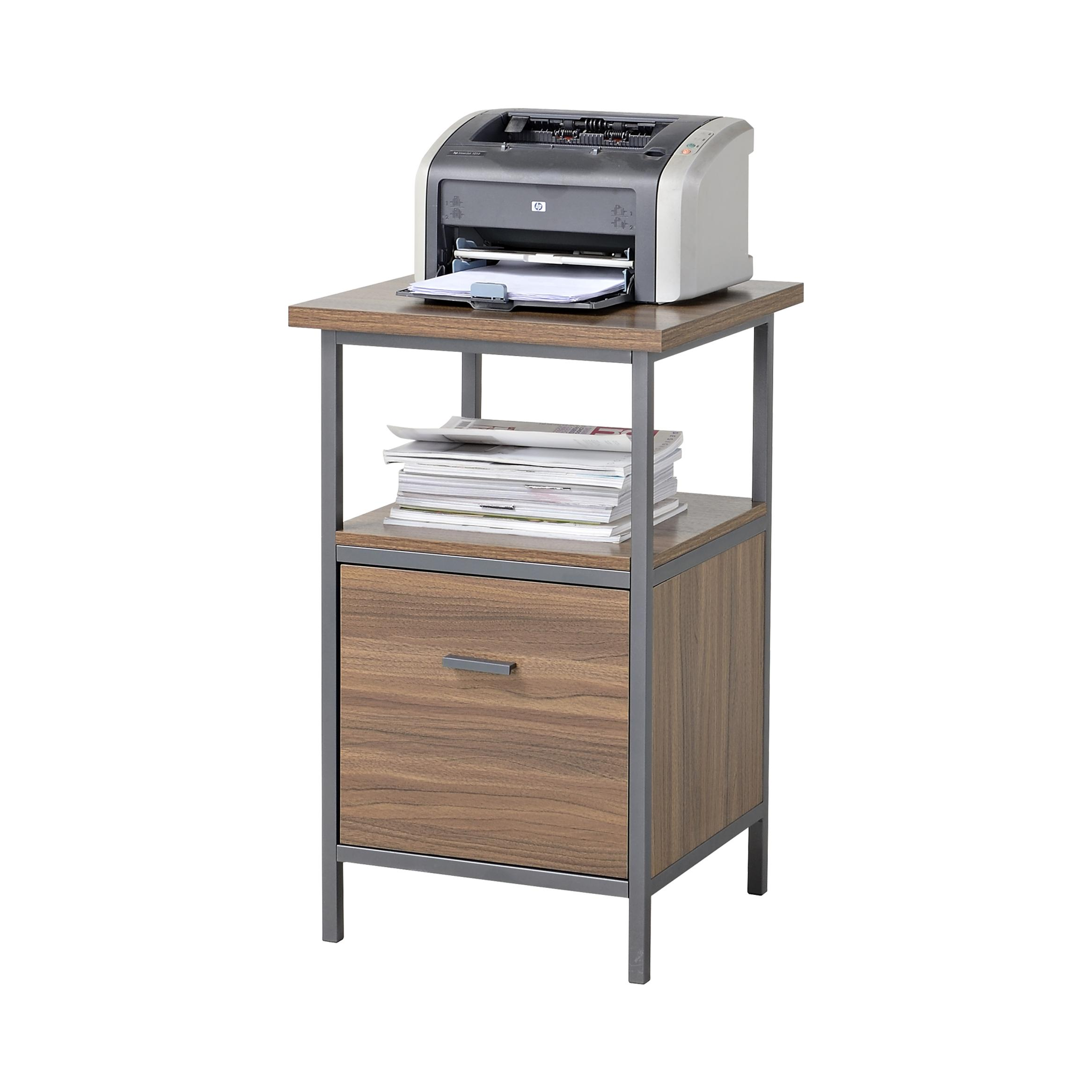 1 Drawer Storage Cabinet - [Z1510352]