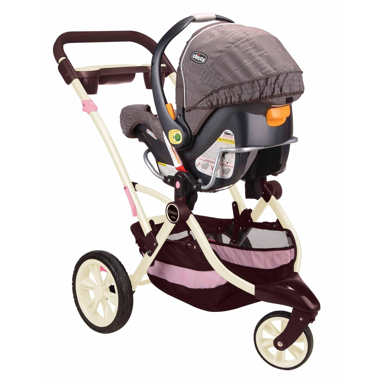 Kolcraft Contours Options 3 Wheel Stroller From 32 99