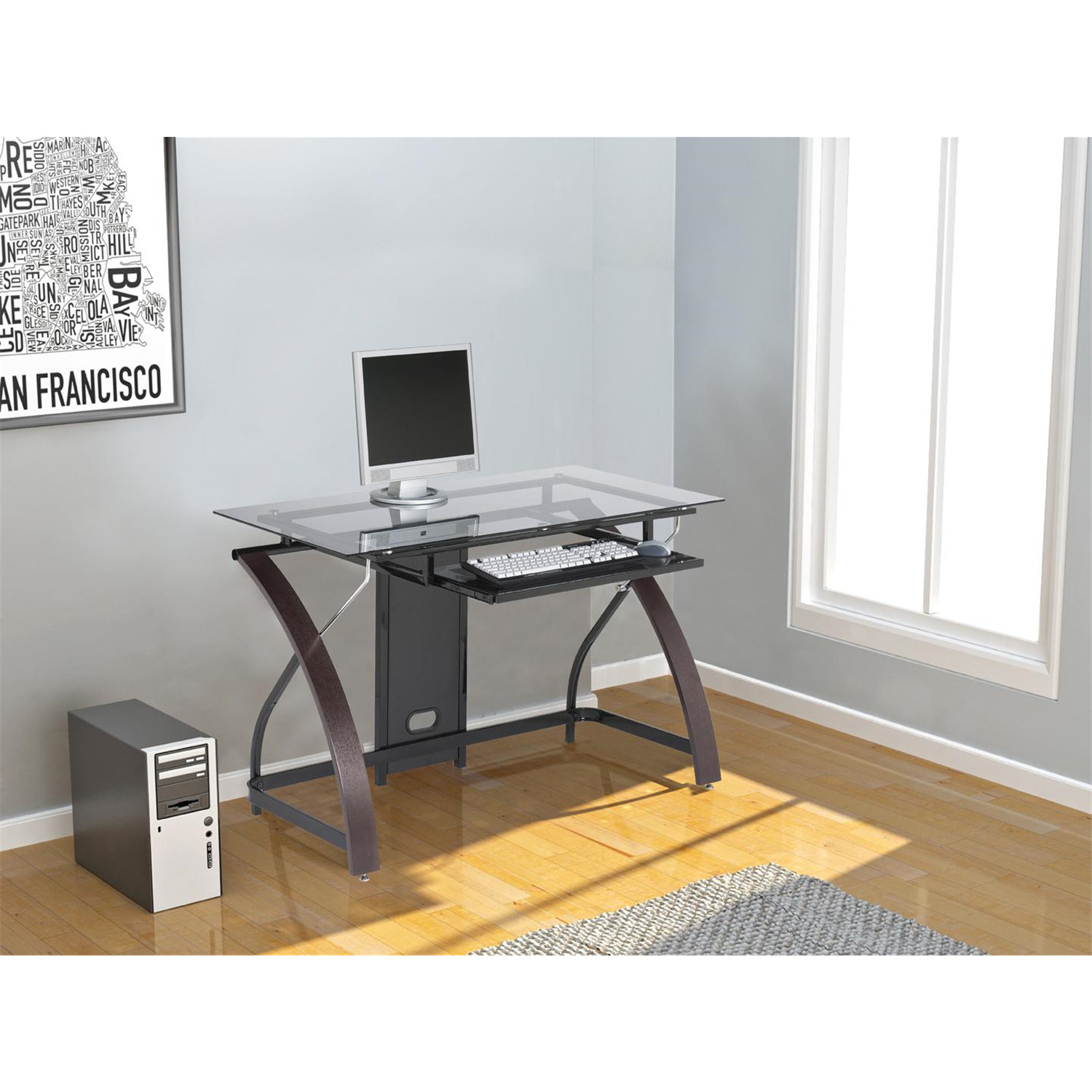 Hover To Zoom Claremont Desk