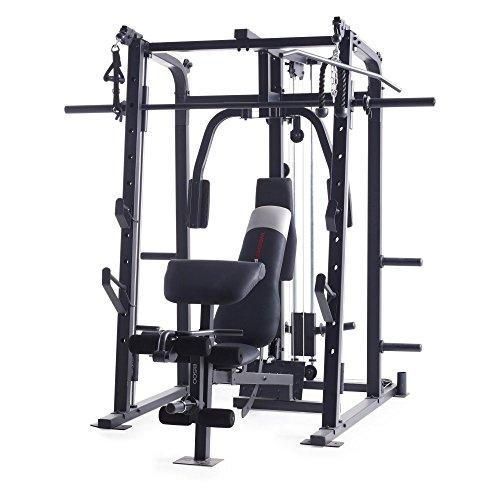 ICON Fitness Weider PRO 8500 Smith Cage (Box1)