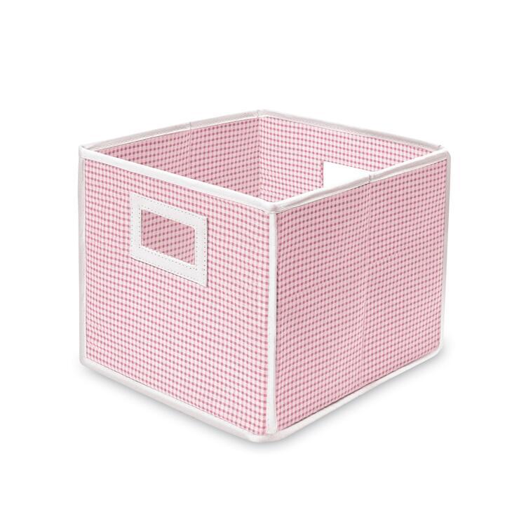 Folding Nursery Basket/Storage Cube