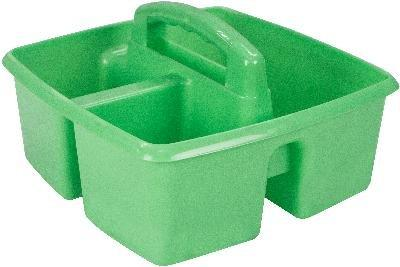 Storex Small Caddy, Assorted Colors, 6-Pack