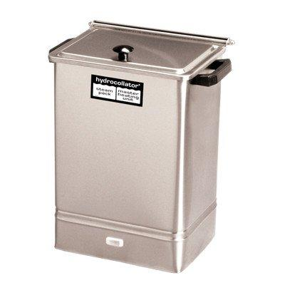Hydrocollator tabletop heating unit - E-1 with 2 standard and 2 neck packs