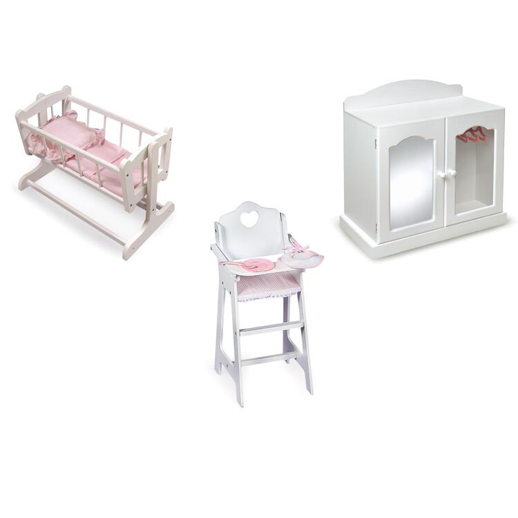 Heirloom Doll Furniture Set