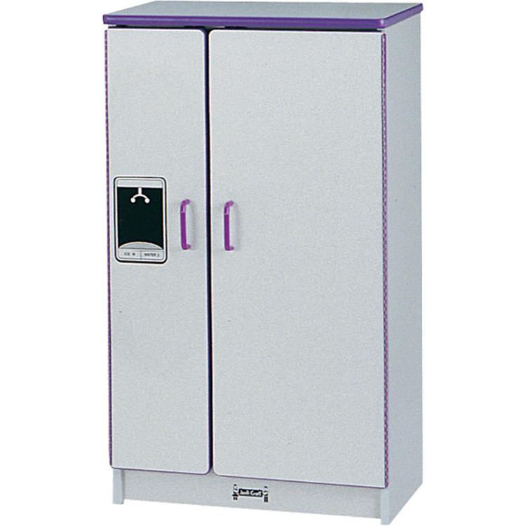 Rainbow Accents Jonti-craft Kitchen Refrigerator