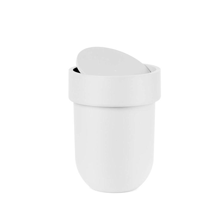 Umbra Touch Waste Can with Lid, 1.6 Gallon [Item # 023269-660]