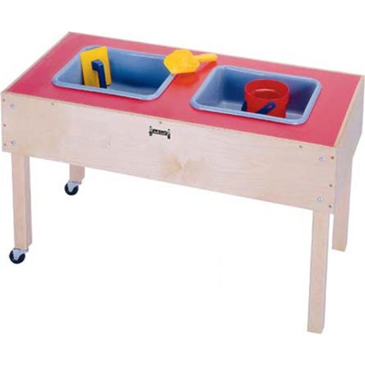 Jonti-Craft 2 Tub Sensory Table