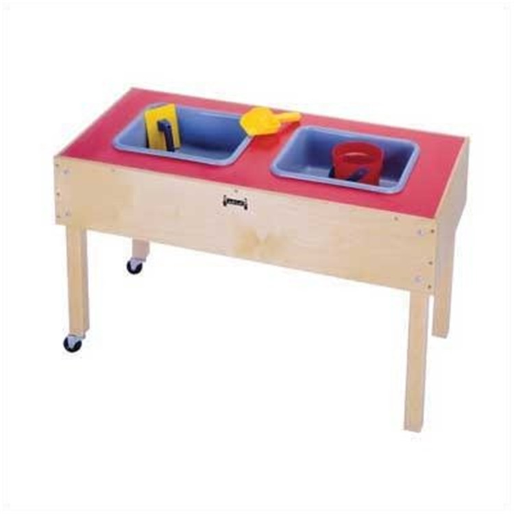 2 Tub Sensory Table