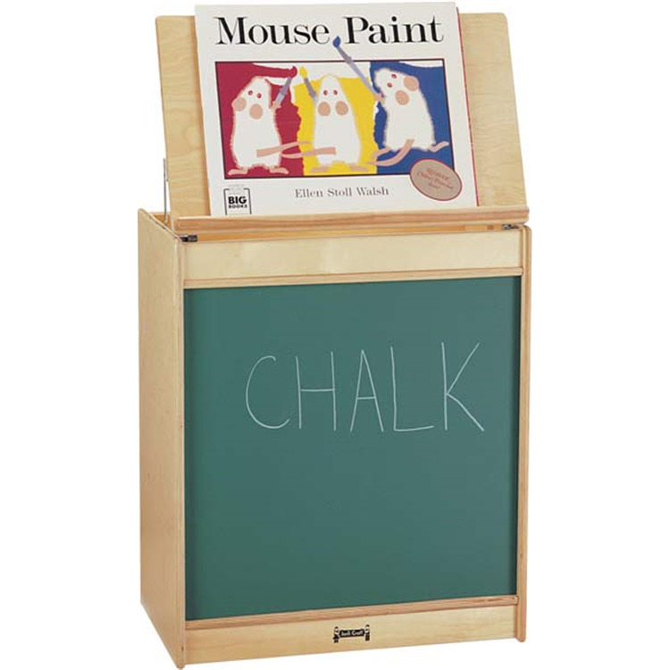 ThriftyKYDZ® Big Book  Easel - Chalkboard