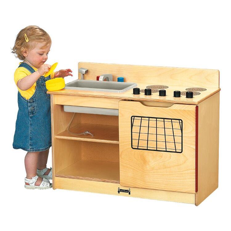 Jonti-Craft® Kinder-Kitchen 2-in-1