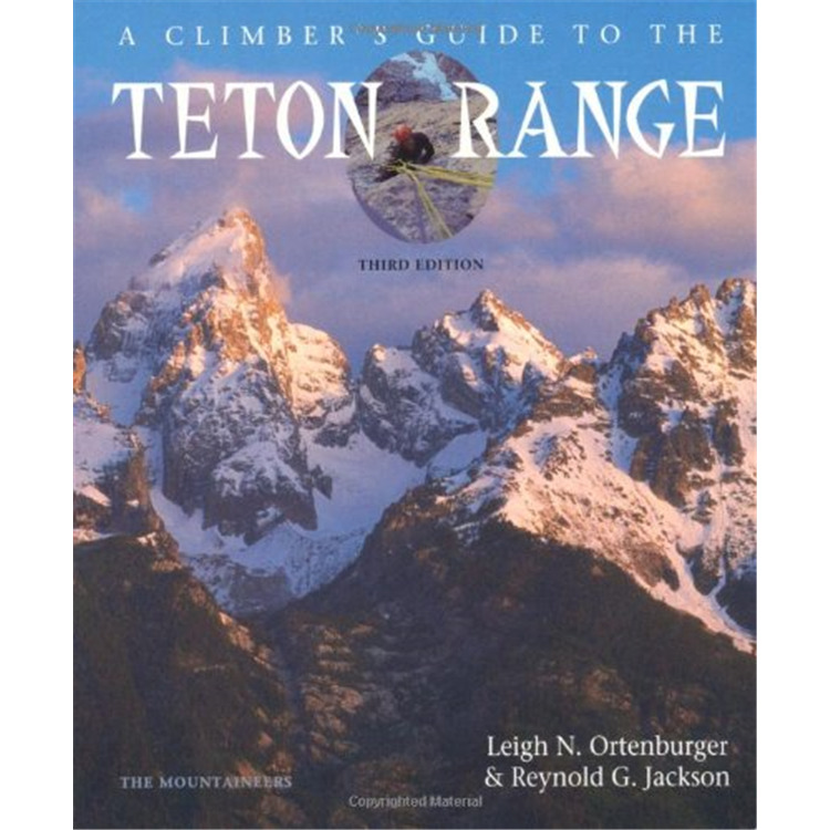 Climbers Guide to Teton Range