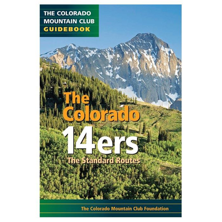 The Colorado 14Ers: Std Rts