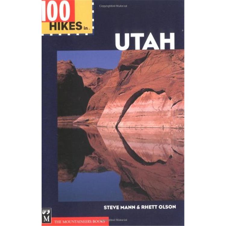 100 Hikes In Utah