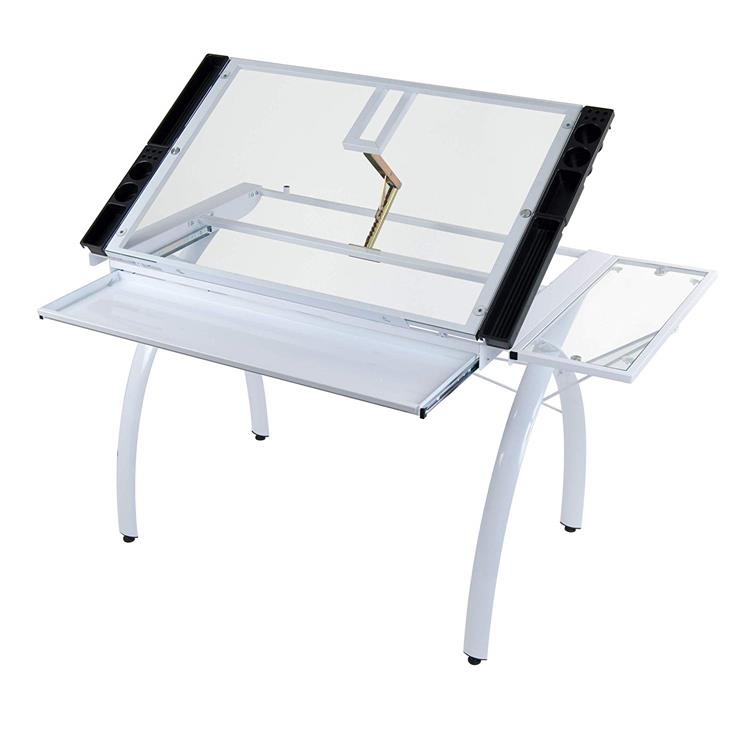 Futura Craft Station with Folding Shelf