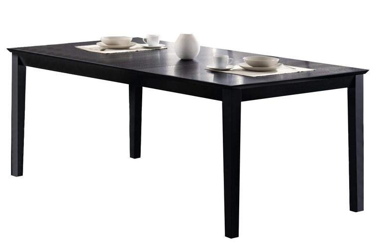 Coaster Louise Black Rectangular Dining Table