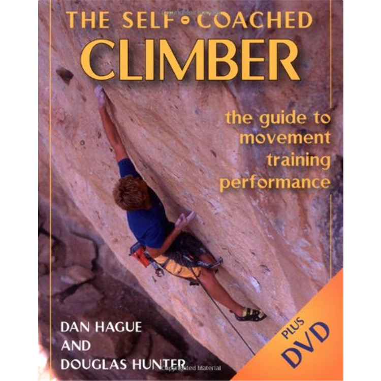 The Self-Coached Climber with DVD