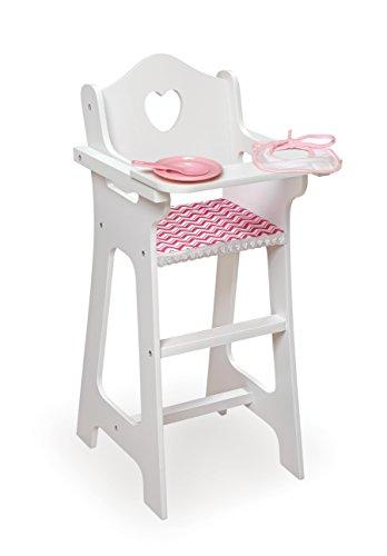 Chevron Doll High Chair