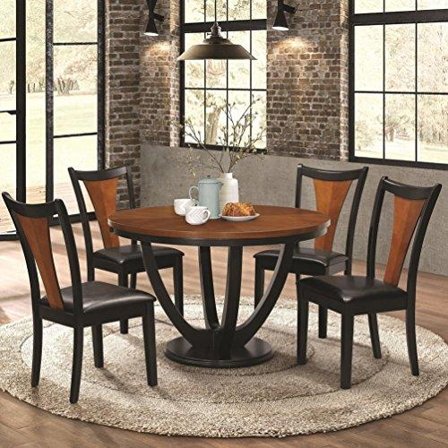 Coaster Home Boyer Casual 5-Piece Dining Set