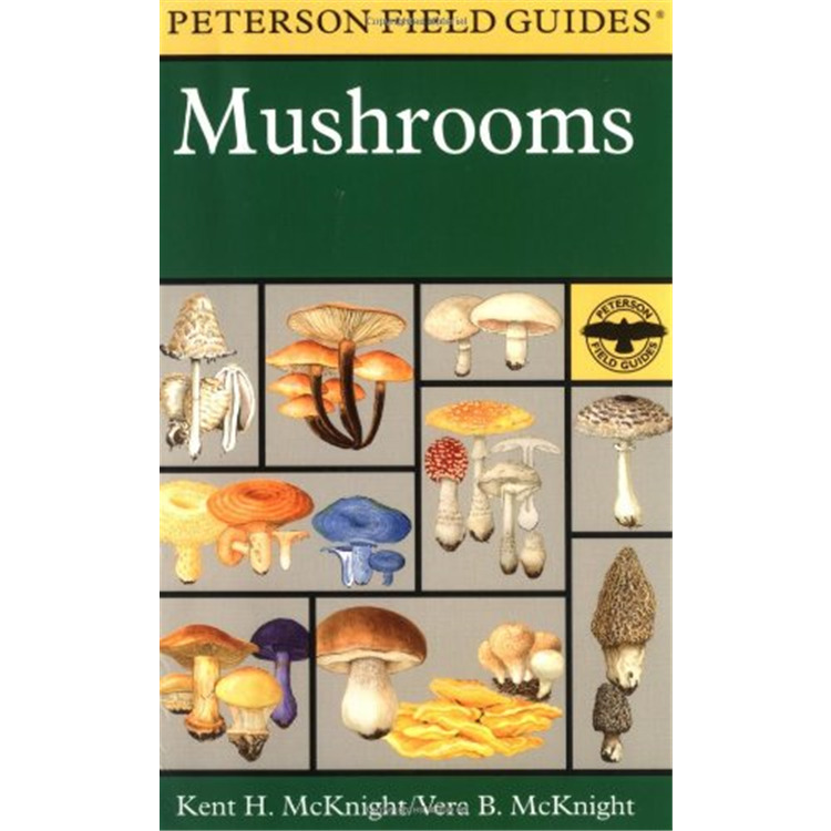 Peterson Field Guide: Mushrooms