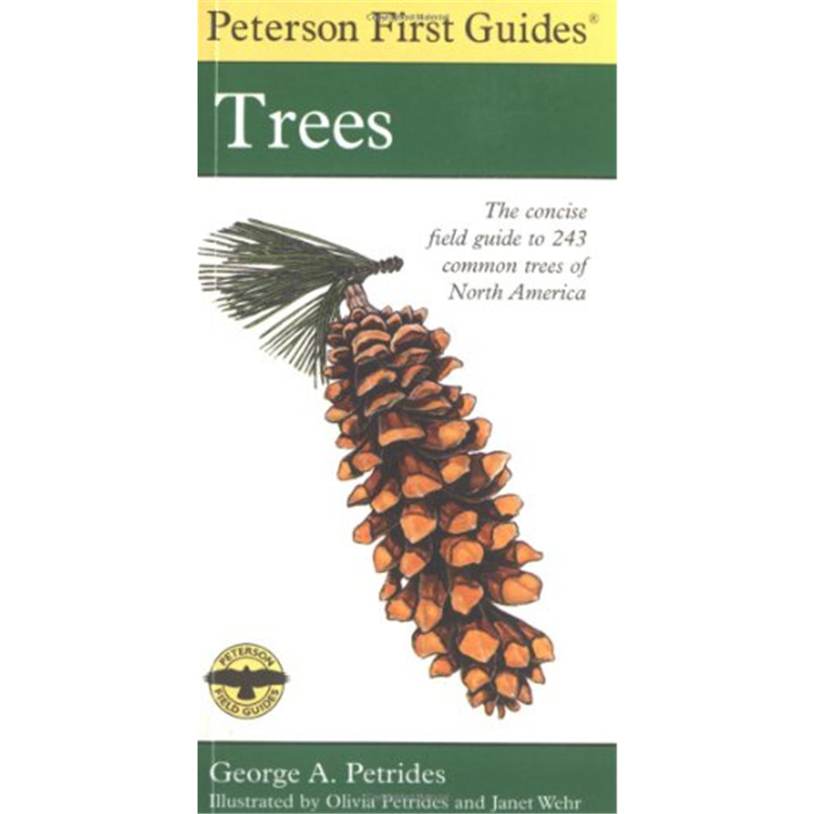 Peterson First Guide to Trees