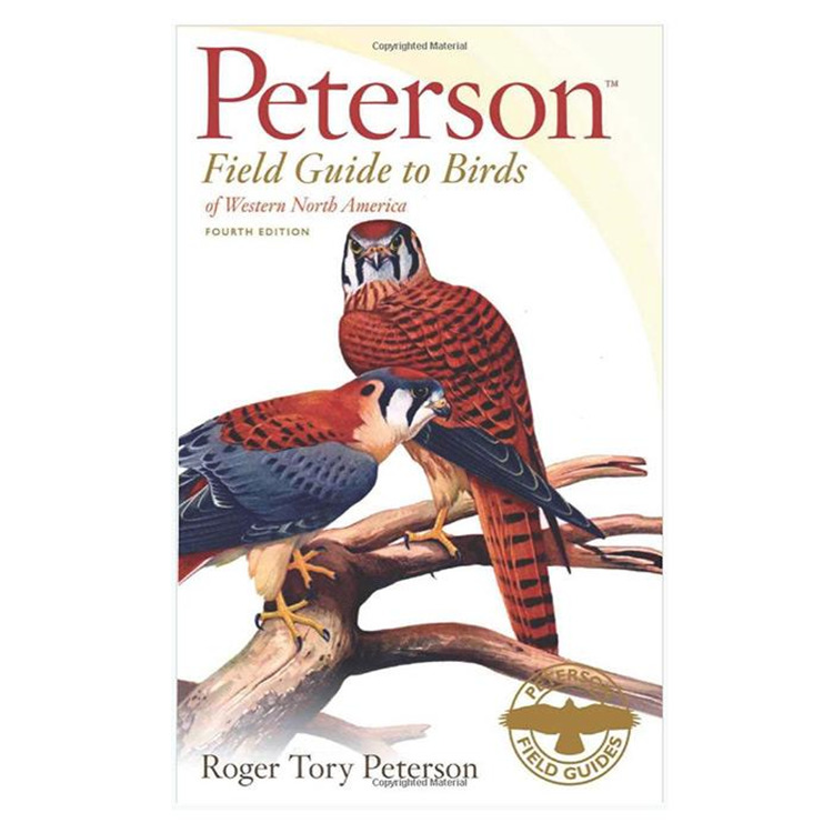 Peterson Field Guide Birds Na