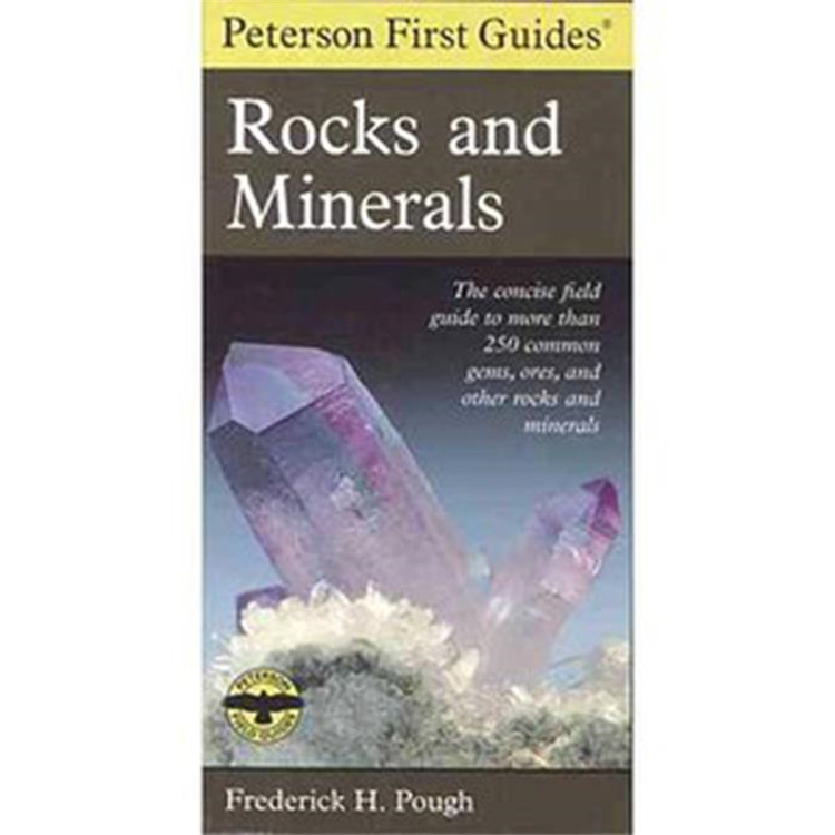 First Guide Rocks/Minerals
