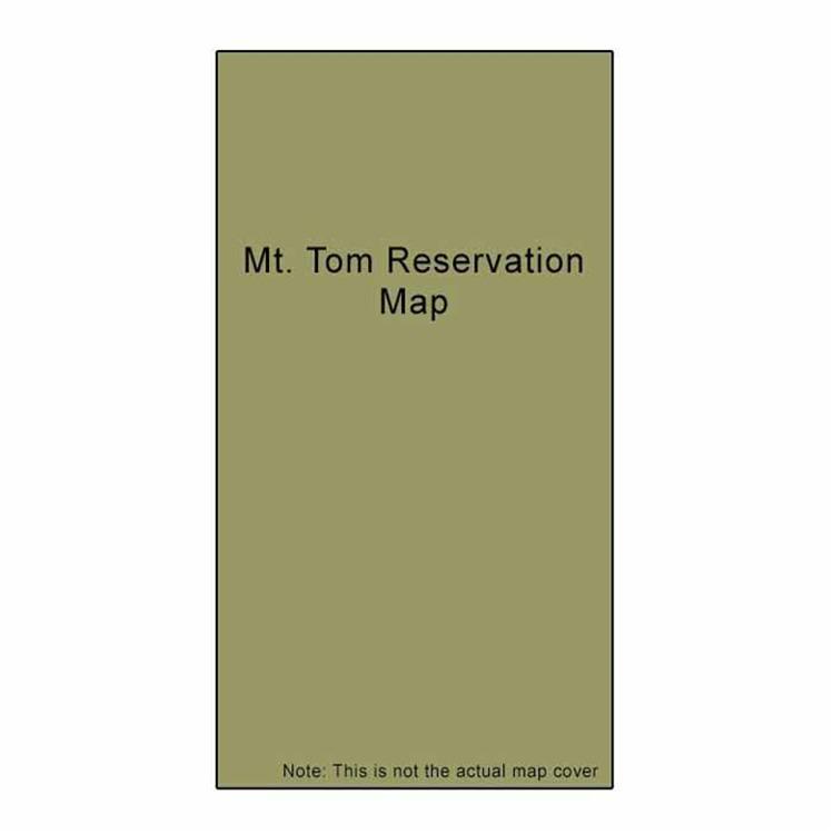 Mt Tom Reservation Map