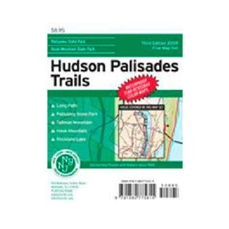 Map: Hudson Palisades