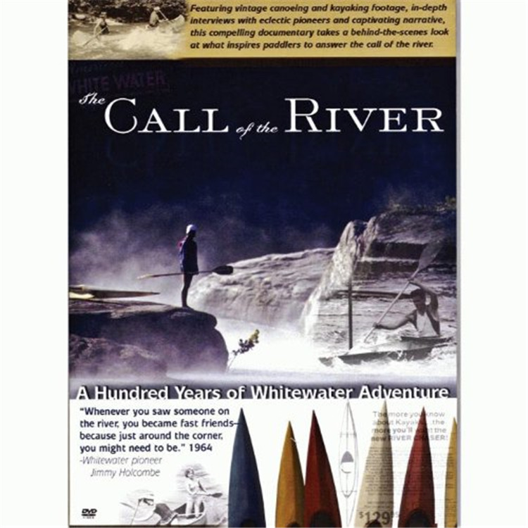 The Call Of The River DVD