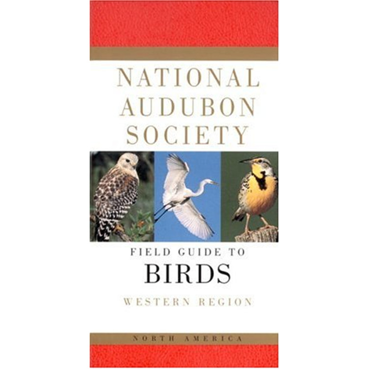 National Audubon Society Field Guide: Western Birds