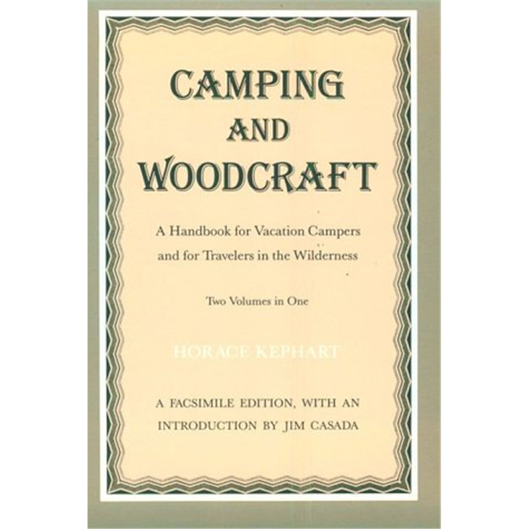 Camping & Woodcraft [Item # 104313]