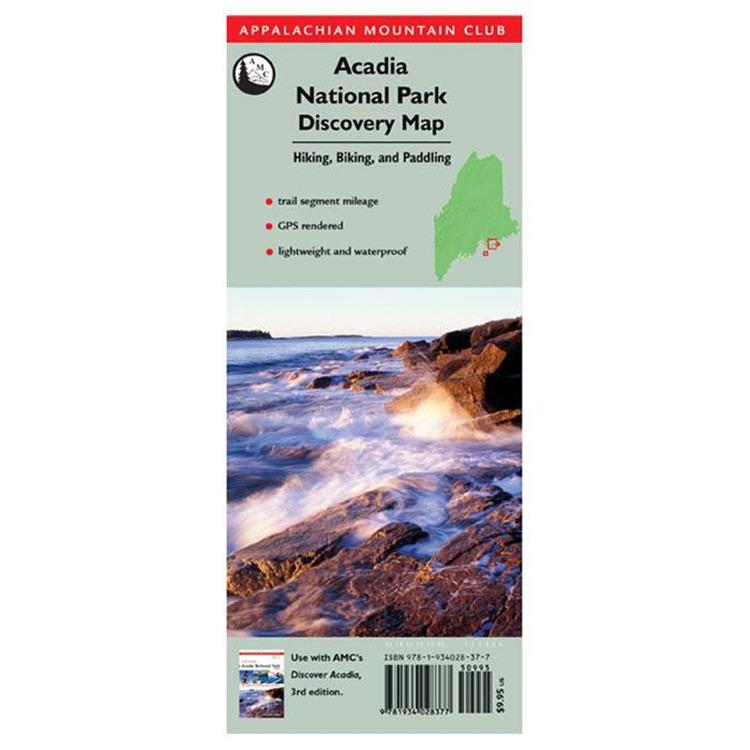 Amc Map Acadia