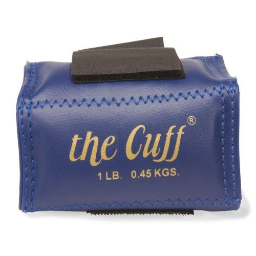 The Cuff Original Ankle and Wrist Weight - 1 lb - Blue