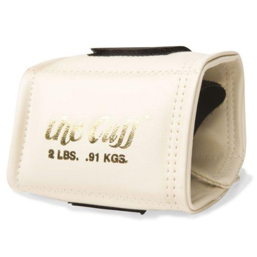 The Cuff Original Ankle and Wrist Weight - 2 lb - White